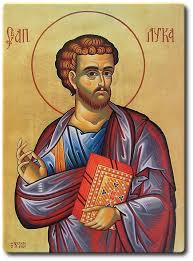 Свети апостол и јеванђелиста Лука