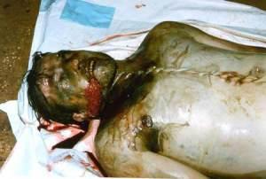 Један од 14 Срба који су убијени на њиви током жетве, у селу Старо Грацко 23. јула 1999 године.