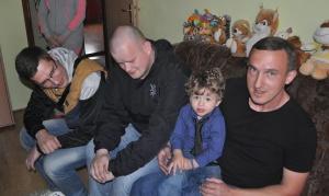 Петер Кеснер, Јан Урбанчик, Никола Дуновић и Димитрије Марковић