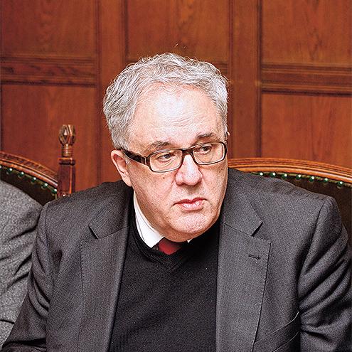 Владимир Костић, председник САНУ